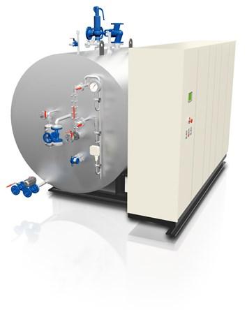 PARAT MEL Electrical Steam Boile